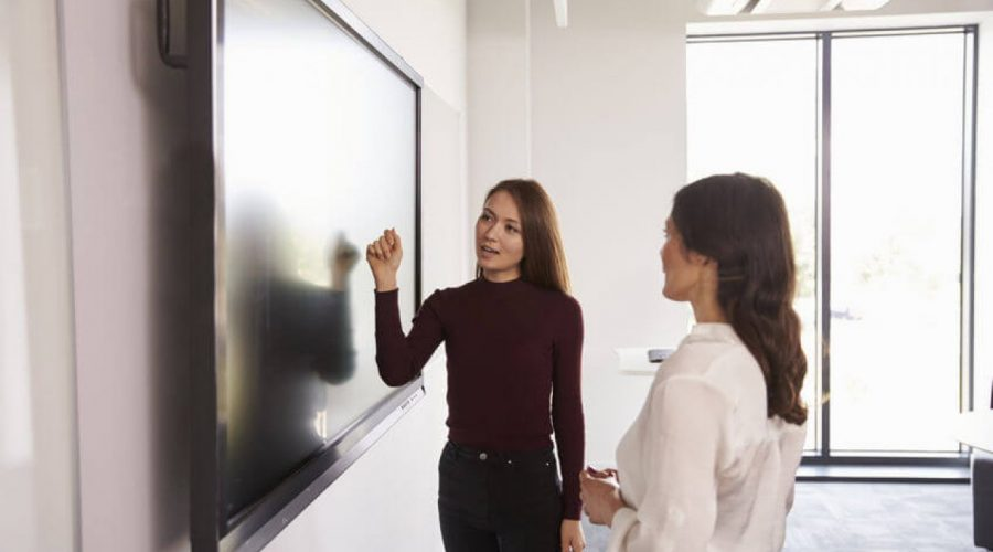 interactive white board audiovisual san diego