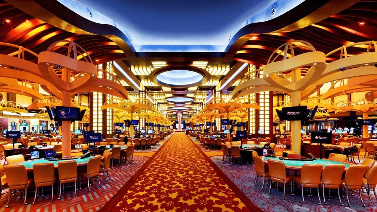 casino audio video